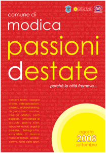Passioni d estate